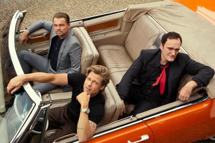 «Однажды... в Голливуде» нужно смотреть. / Фото: www.nastroy.net