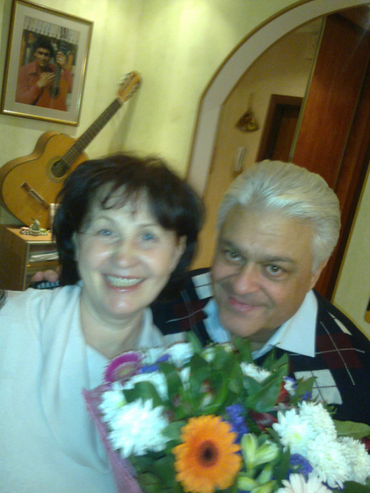 Борис Сандуленко и Валентина Курдюкова. / Фото: www.mycdn.me