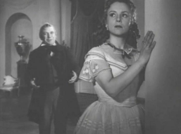 Лидия Драновская, кадр из фильма «Нахлебник». / Фото: www.kino-teatr.ru