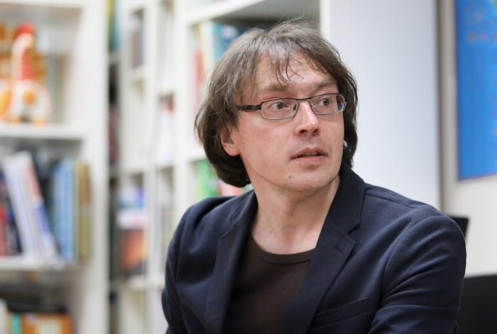 Дмитрий Воденников. / Фото: www.godliteratury.ru