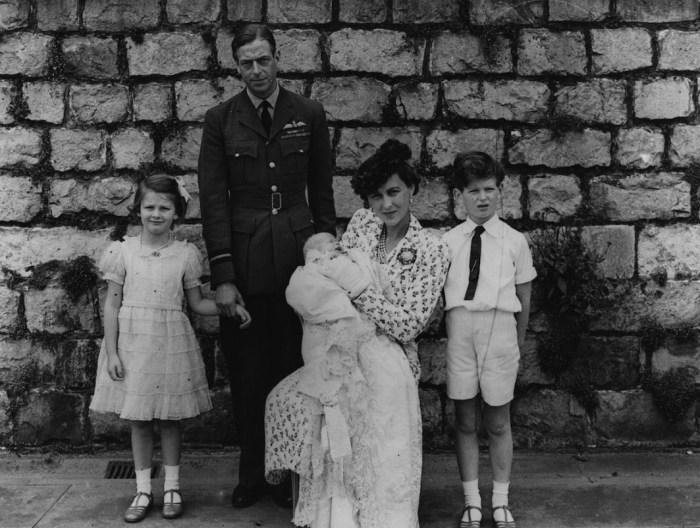 Герцог и герцогиня Кентские с детьми. / Фото: www.businessinsider.sg