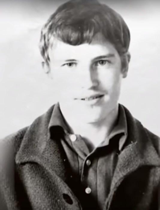 Владимир Хотиненко в юности. / Фото: www.russia.tv