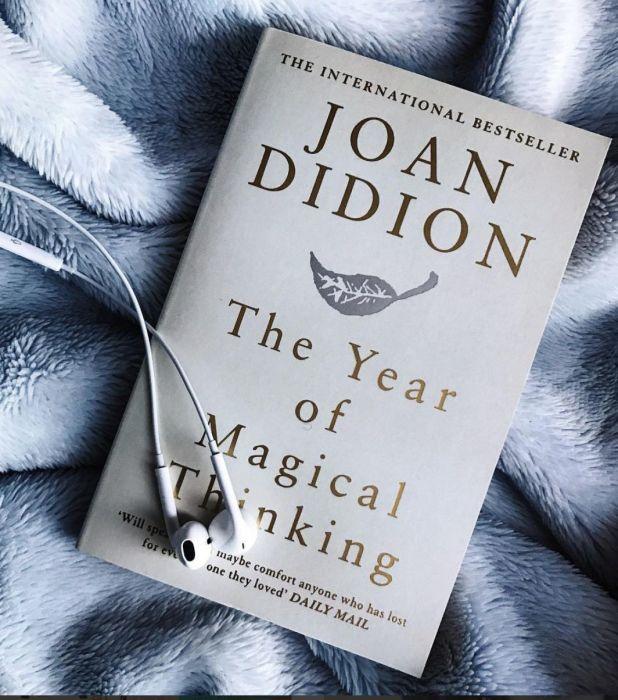 «Год магического мышления», Джоан Дидион. / Фото: www.pinimg.com