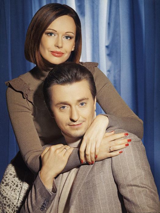 Сергей и Ирина Безруковы. / Фото: www.all-stars.su