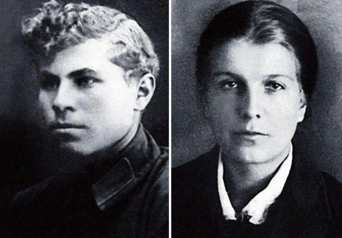 Александр Агафонович и Лидия Андреевна Поцубеенко. / Фото: www.7days.ru