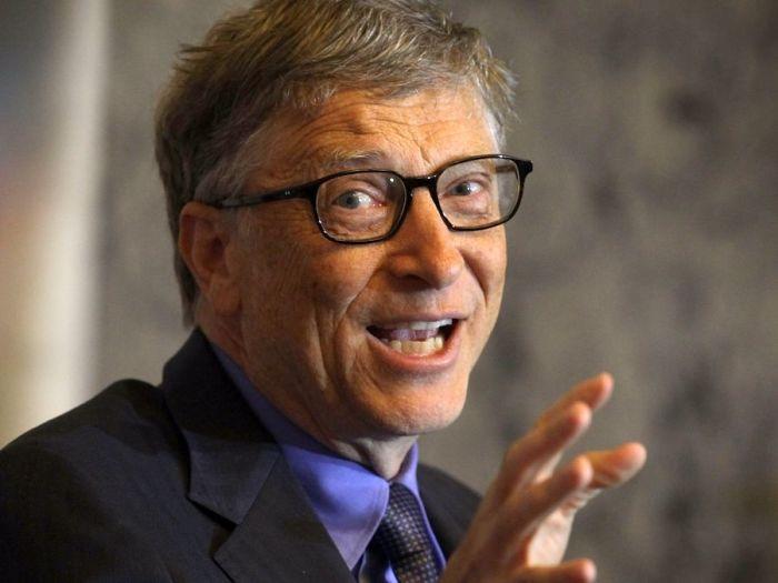 Билл Гейтс. / Фото: www.businessinsider.com