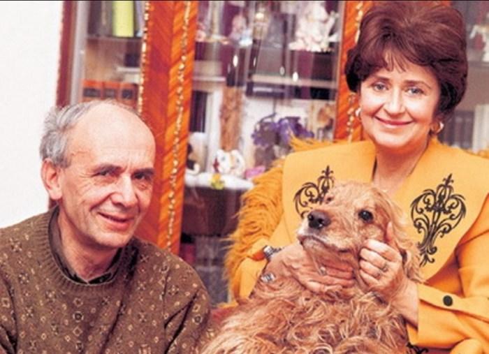 Регина Дубовицкая и Юрий Айвазян. / Фото: www.love-psy.ru