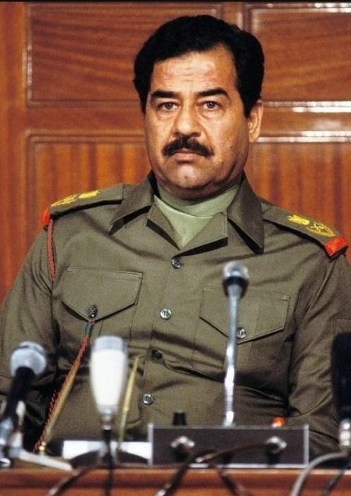 Саддам Хусейн. / Фото: www.yandex.net