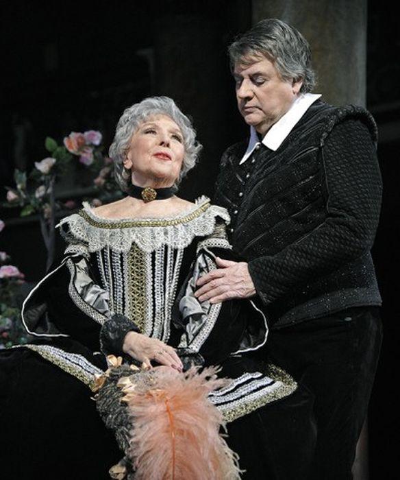 Александр Ширвиндт и Вера Васильева. / Фото: www.livejournal.com