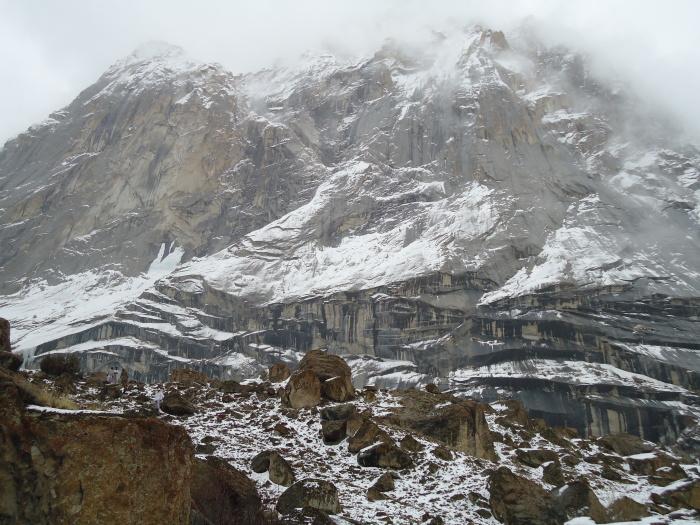 Ледник Сиачен. / Фото: www.wikimedia.org