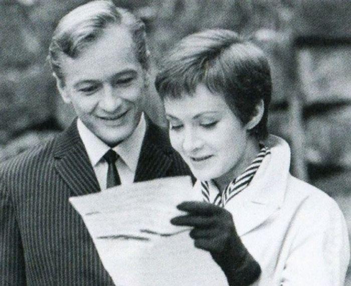 Михаил Ножкин и Маргарита Володина, кадр из фильма «Каждый вечер в одиннадцать». / Фото: www.kino-teatr.ru