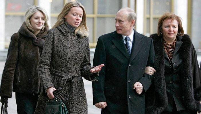 Владимир Путин стремится держать свою жизнь в секрете. / Фото: www.goputin.ru