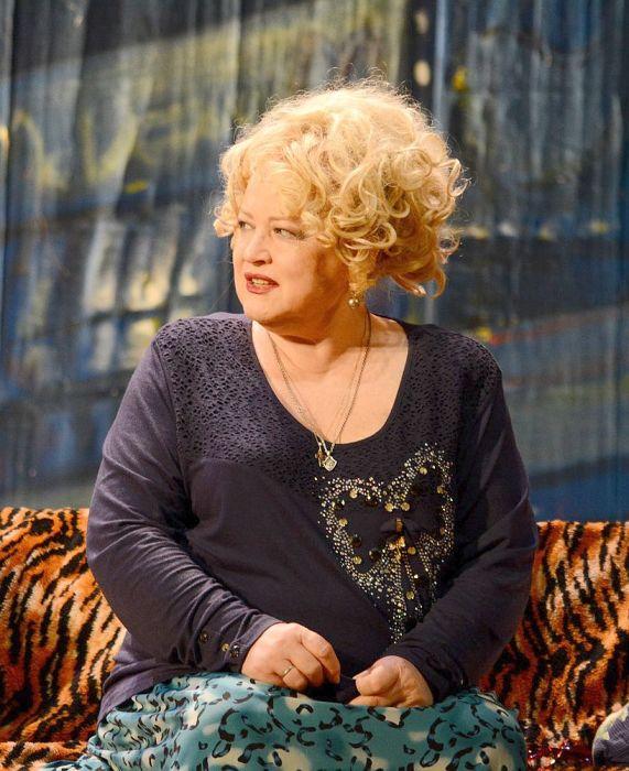 Наталья Егорова. / Фото: www.xoroshiy.ru