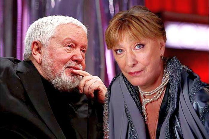 Сергей Соловьёв и Екатерина Васильева. / Фото: www.ytimg.com