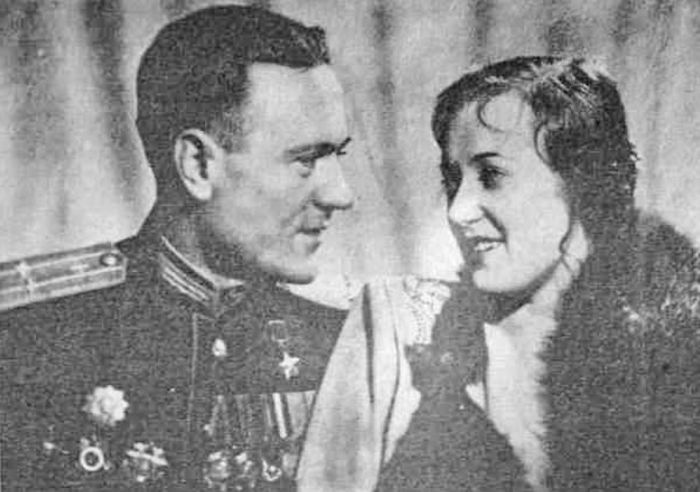 Сергей Щиров с женой Софьей. / Фото: www.mycdn.me