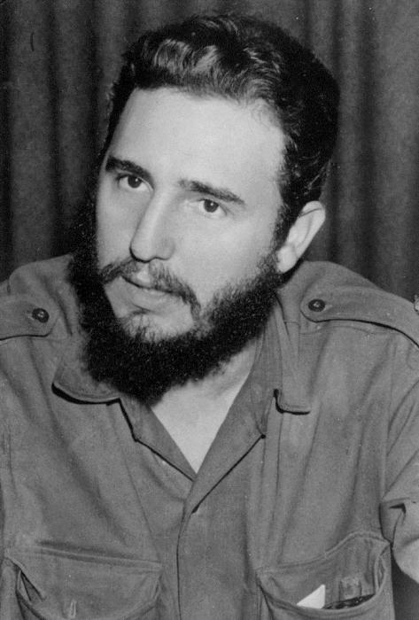 Фидель Кастро. / Фото: www.wikimedia.org