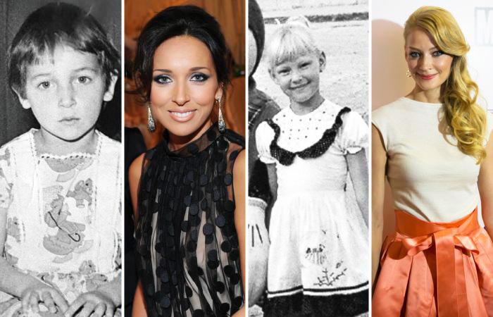 10 знаменитостей, которые в детстве были «гадкими утятами» и страдали от комплексов