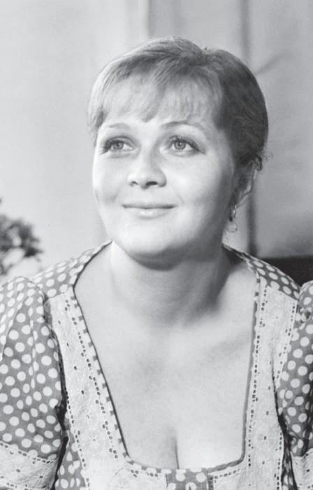 Наталья Гундарева в юности. / Фото: www.loveread.me