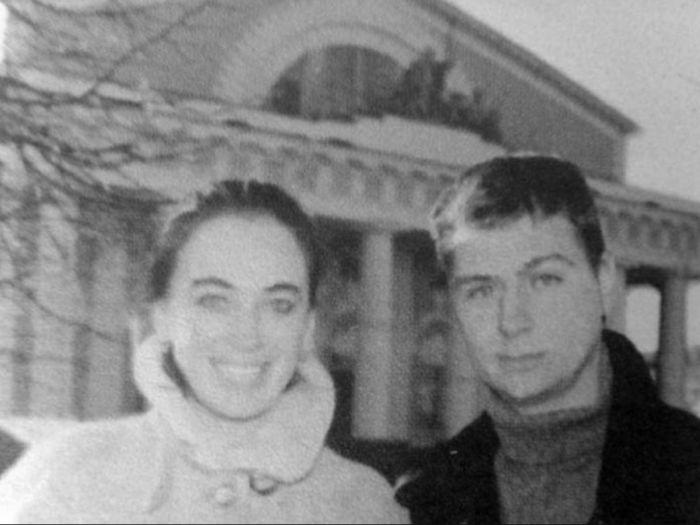 Лариса Гузеева и Илья Древнов. / Фото: www.udimir.ru