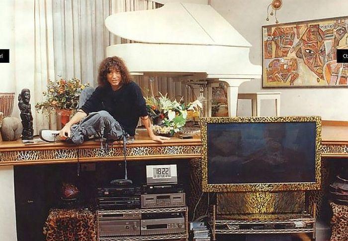 Валерий Леонтьев дома. / Фото: www.gdezhivet.com