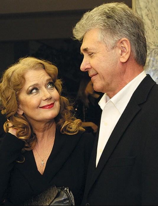 Ирина Алфёрова и Сергей Мартынов. / Фото: www.mk.ru