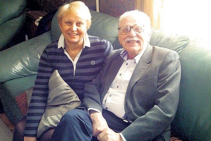 Эрнст Романов и Лейла Киракосян. / Фото: www.24smi.org
