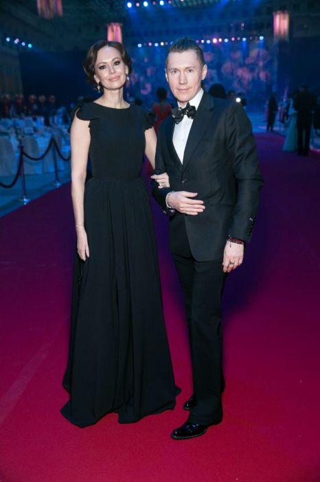 Ирина Безрукова и Павел Ваан. / Фото: www.ok-magazine.ru