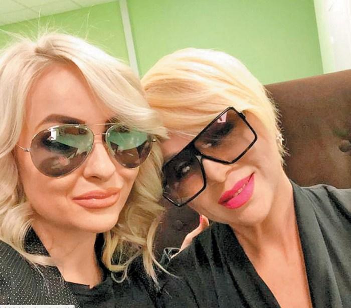 Валентина Легкоступова с дочерью. / Фото: www.sb.by