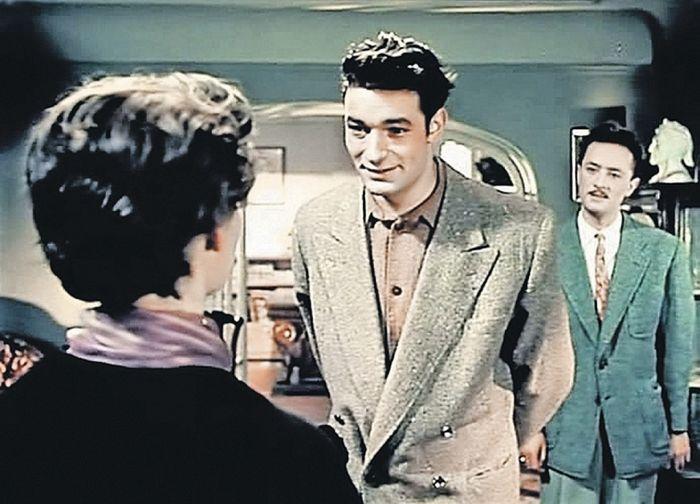 Валентин Гафт, кадр из фильма «Убийство на улице Данте». / Фото: www.kpcdn.net