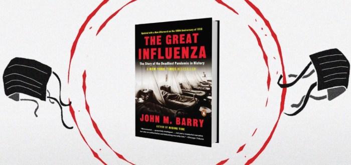 «Великий грипп», Джон Барри. / Фото: www.gatesnotes.com