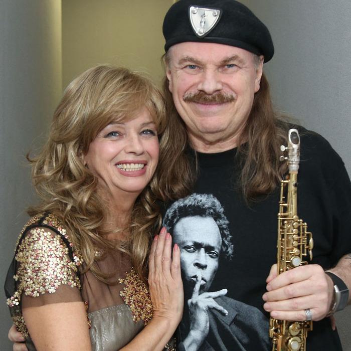 Владимир и Елена Пресняковы. / Фото: www.prosvadbu.ru