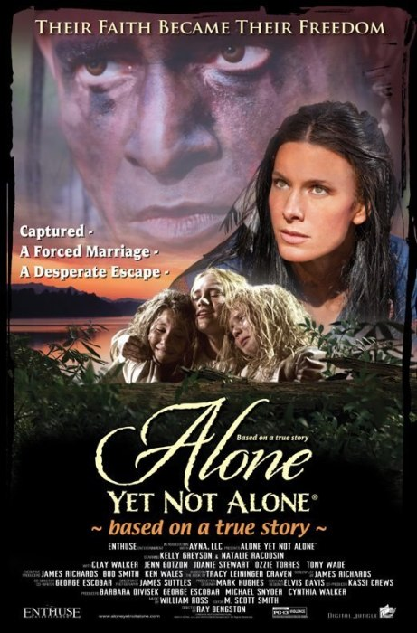 Постер фильма «Один ещё не одинок». / Фото: www.my-hit.org