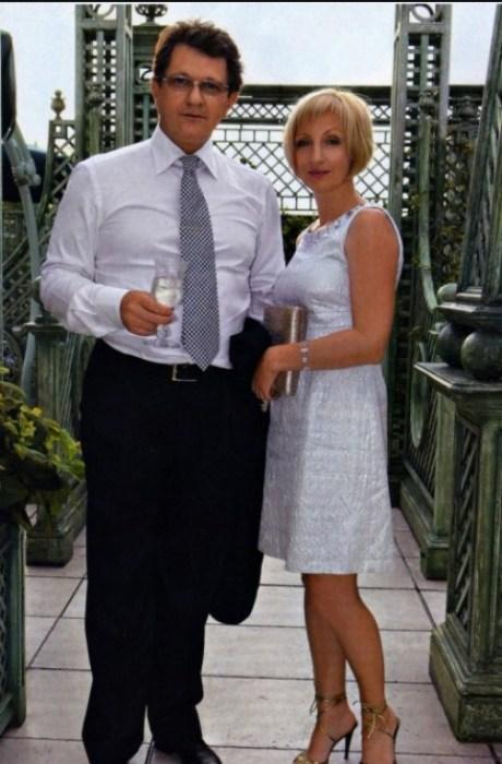 Андрей Ильин и Инга Руткевич. / Фото: www.liveinternet.ru