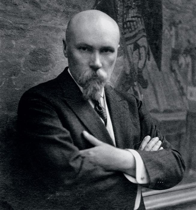 Николай Рерих. / Фото: www.twimg.com