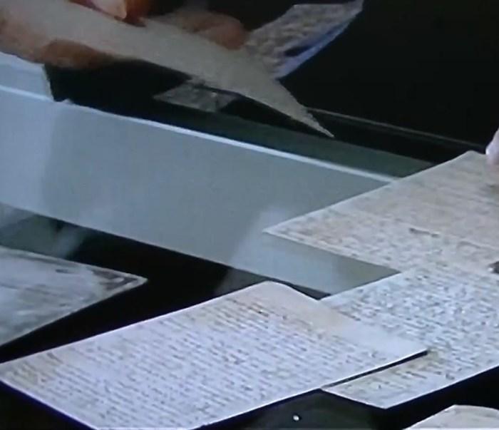 Кадр из фильма «Воображаемые пиры» Анн Жорже. / Фото: www.tvkultura.ru