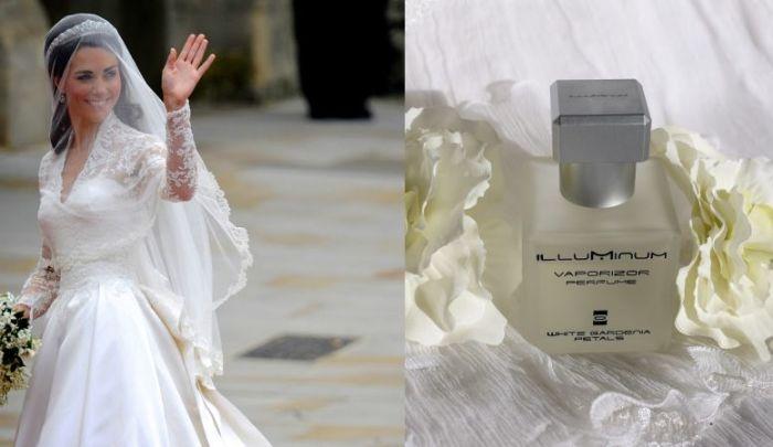 Кейт Миддлтон - «White Gardenia Petals» от Illuminum.