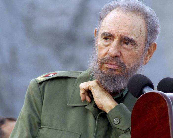 Фидель Кастро. / Фото: www.360tv.ru
