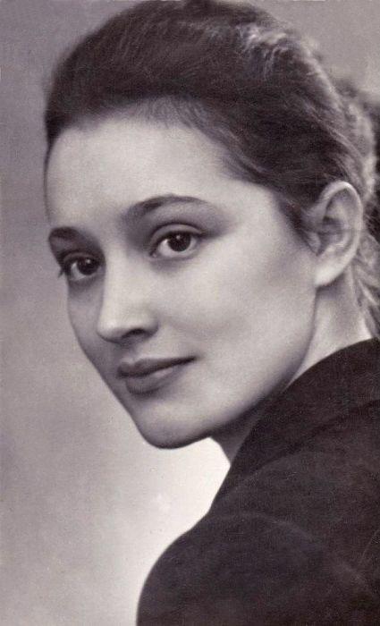 Ариадна Шенгелая. / Фото: www.pinimg.com