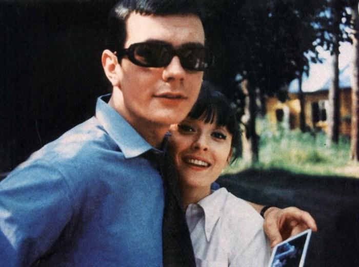 Никита Михалков и Анастасия Вертинская. / Фото: www.moi-goda.ru