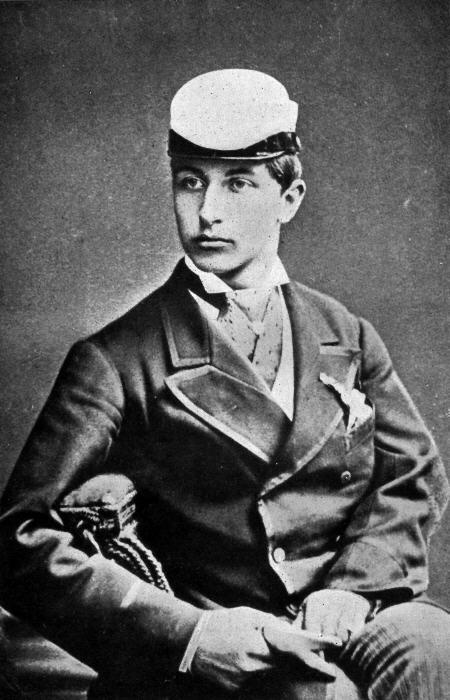 Вильгельм ІІ в студенческие годы. / Фото: www.uzrf.ru
