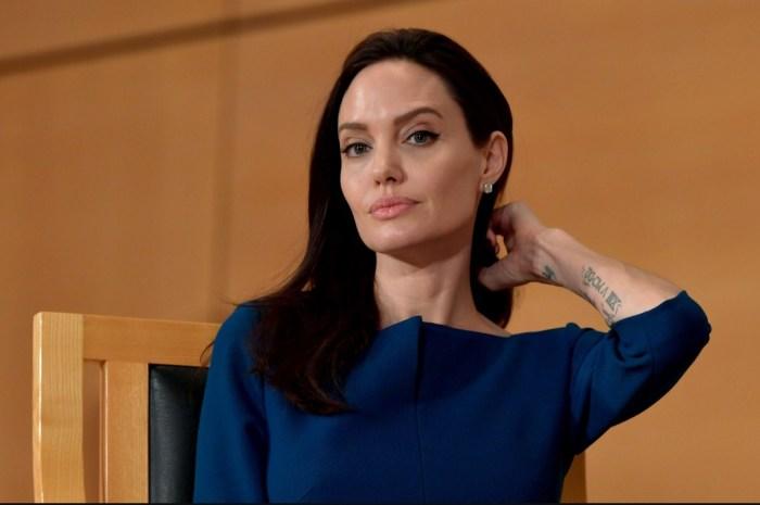 Анджелина Джоли. / Фото: www.tsn.ua