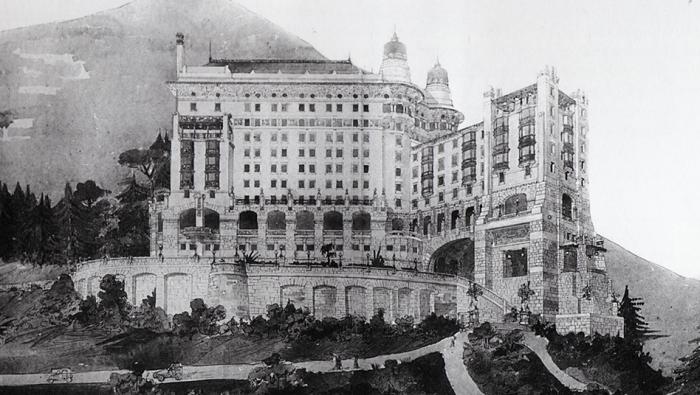 Grand Hotel Campo dei Fiori. / Фото: www.italialiberty.it