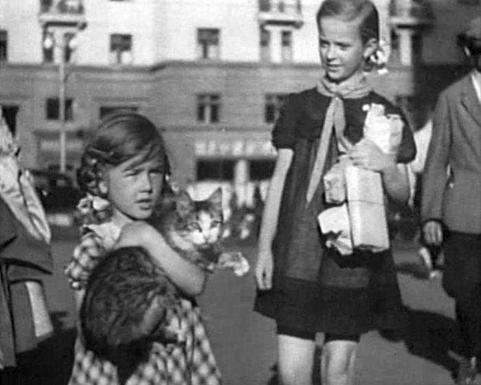 Кадр из фильма «Подкидыш». / Фото: www.lostmoviesarchive.com