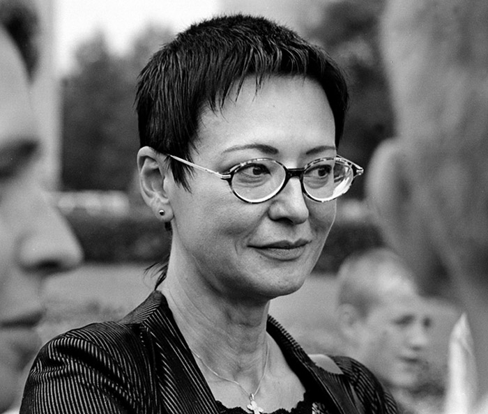 Ирина Хакамада. / Фото: www.photoline.ru