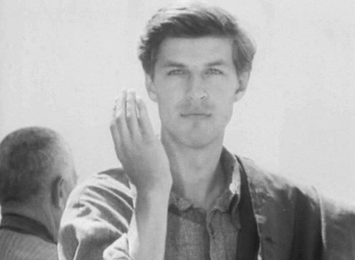 Борис Хмельницкий в молодости. / Фото: www.yandex.net