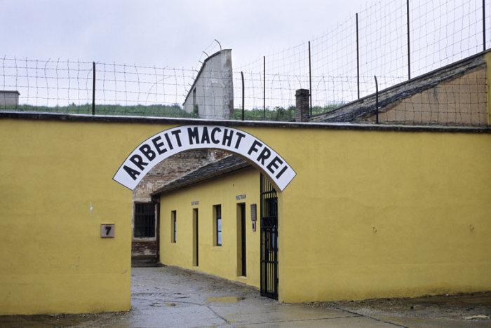 Концлагерь Терезиенштадт, Чешская Республика. / Фото: www.gettyimages.ie