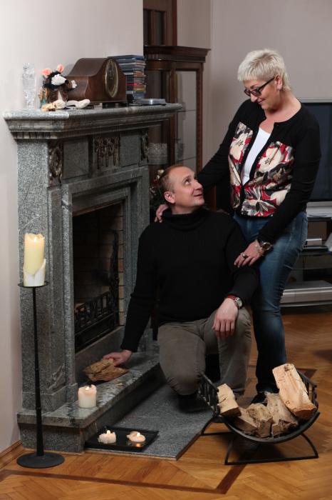 Татьяна и Евгений Устиновы. / Фото: www.aif.ru