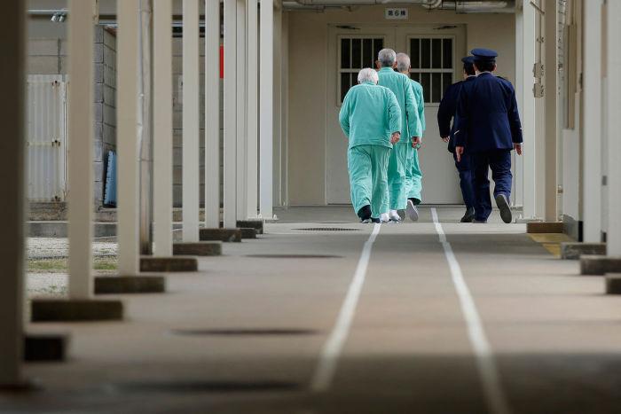 В японской тюрьме. / Фото: www.newvz.ru