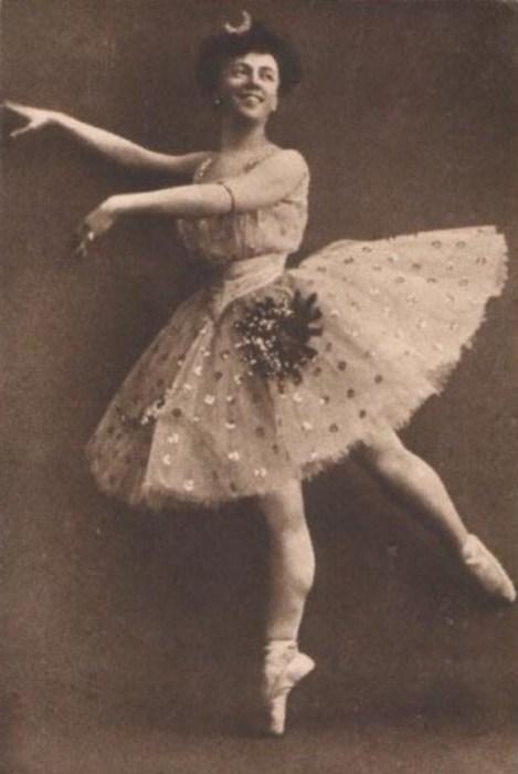 Ольга Преображенская. / Фото: www.gallery.ru