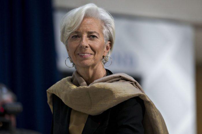 Кристин Лагард, директор-распорядитель МВФ. / Фото: www.news.bitcoin.com